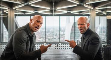 Hobbs and Shaw Idris Elba
