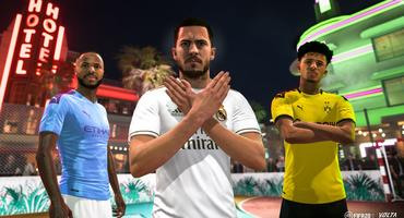 FIFA 20 VOLTA FOOTBALL Cover
