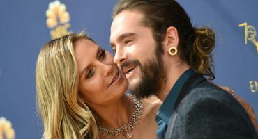 Vor Heidi Klum war Tom Kaulitz schon einmal mit einer älteren Frau verheiratet