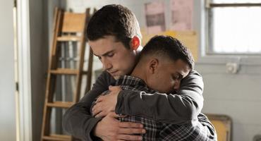 """""""Tote Mädchen lügen nicht"""" - Staffel 3: Clay (Dylan Minnette) und Tony (Christian Navarro)"""
