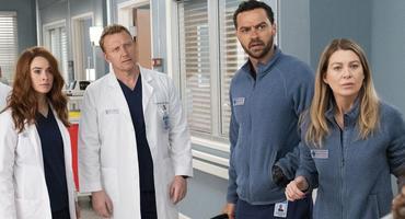 Grey's Anatomy Staffel 16