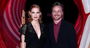 ES2 Jessica Chastain und James McAvoy