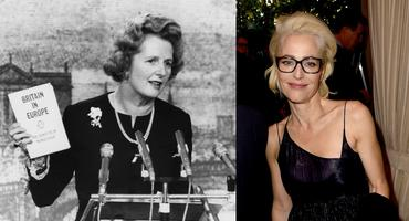 The Crown: In staffel 4 wird Gillian Anderson Margaret Thatcher spielen