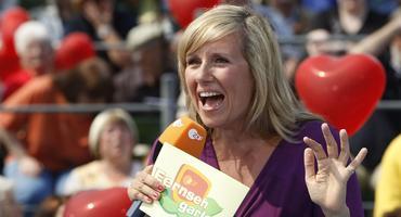 Fernsehgarten-Vorschau - Moderatorin Andrea Kiewel