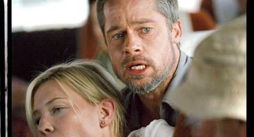 """Brad Pitt (und Cate Blanchett) im Film """"Babel"""" -  privat ist er ein wahrer Held"""