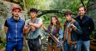 Netflix Serie Tribes of Europe