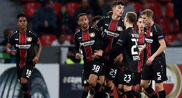 Bayer Leverkusen Europa League