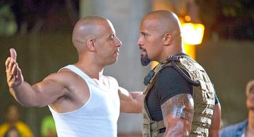 """Fast & Furious""-Star Dwayne ""The Rock"" Johnson zurück im WWE-Ring!"