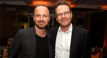 Breaking Bad Film-Premiere mit Aaron Paul und Bryan Cranston