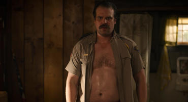 Stranger Things: Hopper
