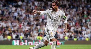 real madrid sergio ramos champions league
