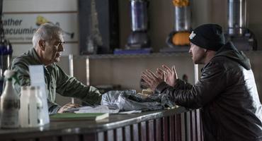 Robert Forster als Ed und Aaron Paul als Jesse Pinkman | El Camino: A Breaking Bad Movie