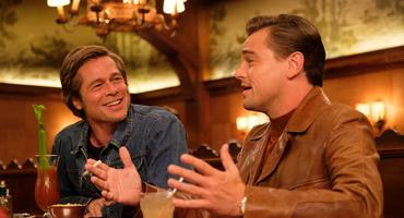 Once Upon A Time In Hollywood - Brad Pitt und Leonardo DiCaprio