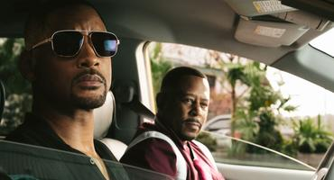Bad Boys For Live mit Will Smith und Martin Lawrence