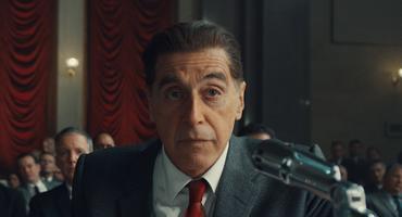 The Irishman Netflix Al Pacino