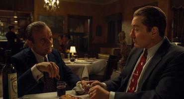 The Irishman Joe Pesci und Robert De Niro