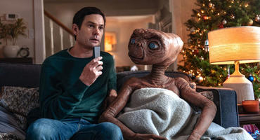 Henry Thomas in E.T.