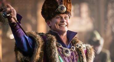 Billy Magnussen in Aladdin