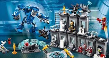 Lego Avengers Set