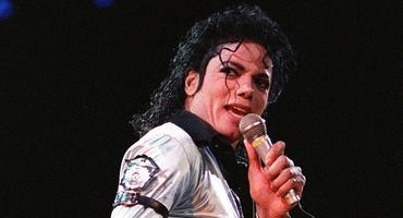 Michael Jackson Konzert