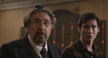 Hunters Al Pacino Logan Lerman