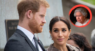 Prinz Harry Meghan Markle Queen Elisabeth