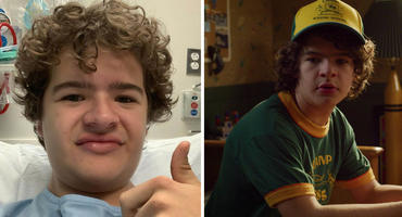 Stranger Things Star Gaten Matarazzo