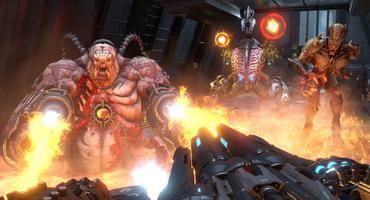 Doom Eternal Trio Fight