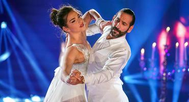 Lili Paul-Roncalli und Massimo Sinato
