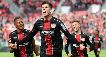 bayer leverkusen havertz