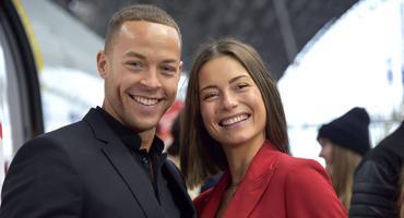 Bachelor Andrej Mangold und Jenny Lange