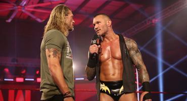 WWE Edge Randy Orton