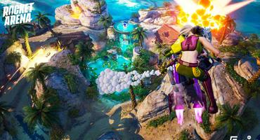 Rocket Arena | EA Original