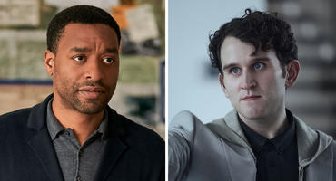 Chiwetel Ejiofor und Harry Melling in The Old Guard