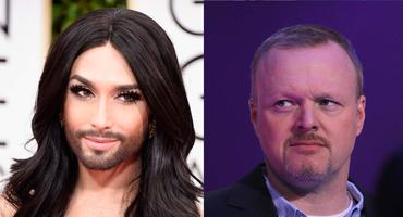"""Conchita"" Tom Neuwirth moderiert Stefan Raabs Show ""FameMaker""!"