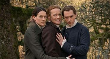 """Outlander""-Star Sam Heughan: Fans auf ""falscher Fährte"" zu Staffel 5-Beginn | Interview"