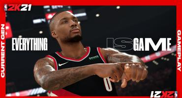 NBA 2K21: Neuer Trailer zeigt Current Gen-Gameplay