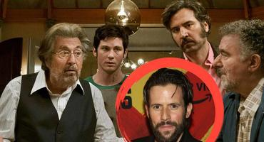 """Christian Oliver über die Serie """"Hunters"""" und die Zusammenarbeit mit Al Pacino"""