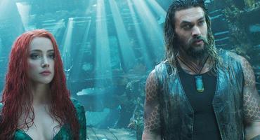 Jason Momoa: Der Kuss mit Amber Heart in Aquaman war falsch