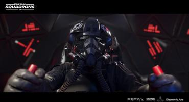 Star Wars Squadrons TIE Fighter