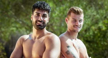 """""""Love Island""""-Kevin und Murat"""