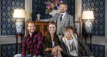 """""""Sturm der Liebe"""": 4 Neue Darsteller ab November"""
