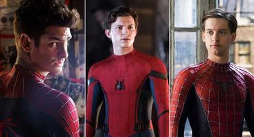 Spider-Man 3: Tobey Maguire und Andrew Garfield als Spider-Men dabei!