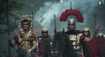 Die Barbaren: Das sind die Stars der neuen Netflix-Serie
