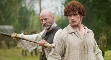 """Men in Kilts"" mit ""Outlanders"" Sam Heughan: Start, Trailer, Inhalt"