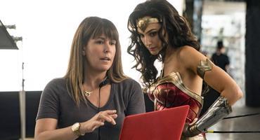 Wonder Woman 1984 Patty Jenkins Gal Gadot