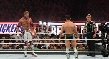 Edge Daniel Bryan WrestleMania 37