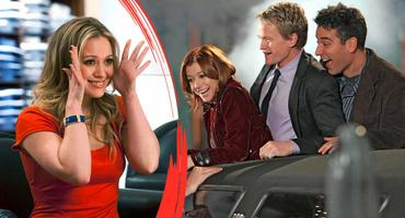"""""""How I Met Your Father"""" mit Hilary Duff"""
