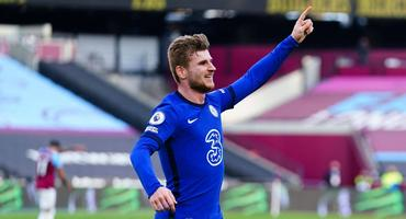 FC Chelsea Timo Werner