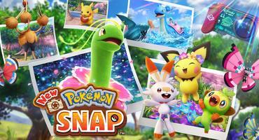 New Pokemon Snap Switch Release